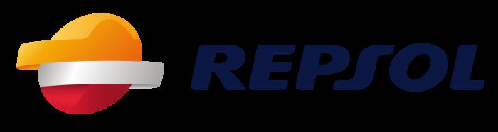Repsol logo, logotype