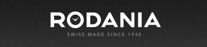 Rodania logotype from website