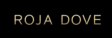 Roja Dove logotype, black