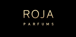 Roja Parfums logotype, black