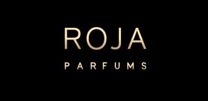 Roja Parfums logotype, black