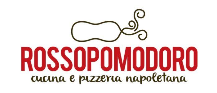Rossopomodoro logo, logotype, emblem
