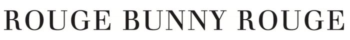 Rouge Bunny Rouge logo, wordmark