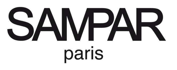 Sampar logo, logotype, wordmark