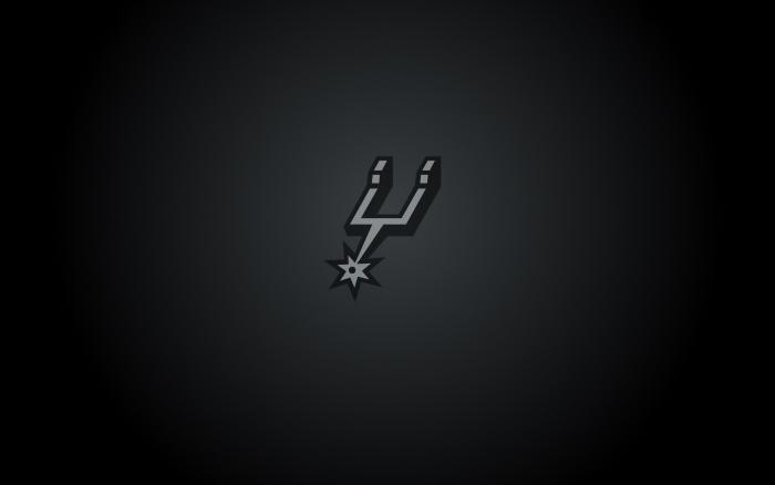 San Antonio Spurs wallpaper and logo on it 1920x1200 px, widescreen 16x10
