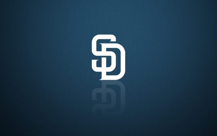 San Diego Padres wallpaper with logo, desktop background 1920x1200
