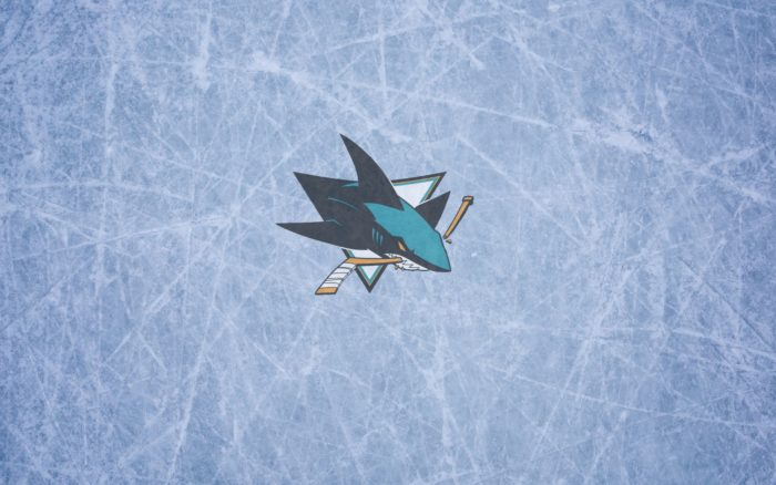San Jose Sharks wallpaper, logo, 1920x1200, 16x10