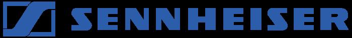 Sennheiser logo, logotype, wordmark