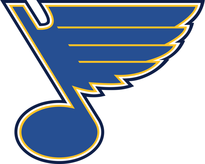 St. Louis Blues logo, emblem, logotype, symbol