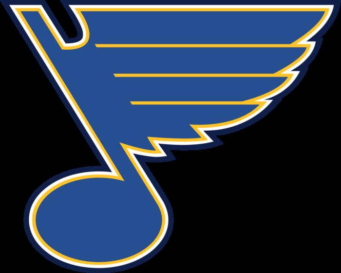St. Louis Blues logo, emblem, logotype, symbol