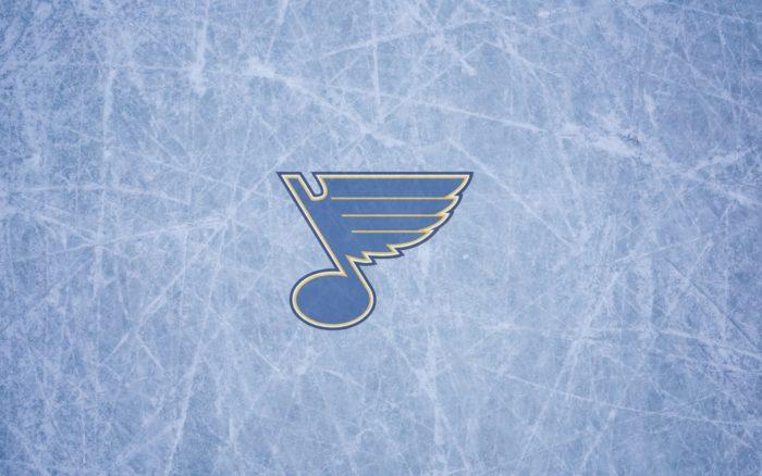 St. Louis Blues wallpaper and logo, widescreen 1920x1200, 16x10