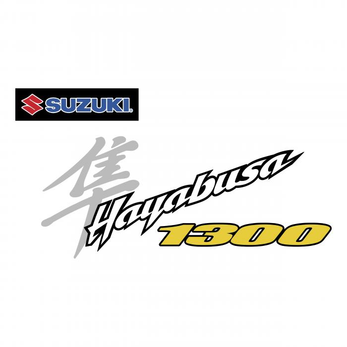 Suzuki Hayabusa 1300 logo