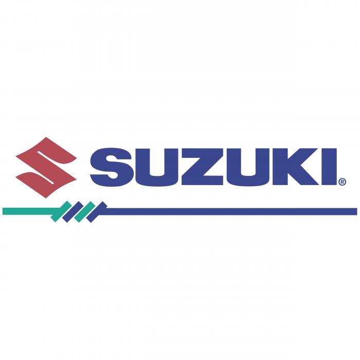 Suzuki logo color
