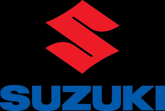 Suzuki logo, logotype, emblem (Suzuki Motor Corporation)