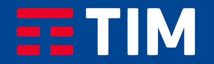 TIM logo, emblem