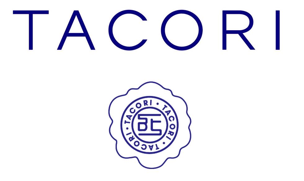 Tacori logo, logotype, emblem