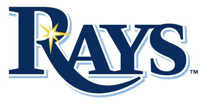 Tampa Bay Rays logo, logotype