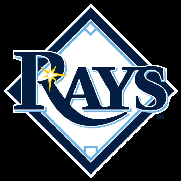 Tampa Bay Rays logo, symbol, emblem, logotype