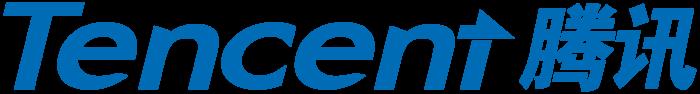 Tencent logo, logotype, emblem