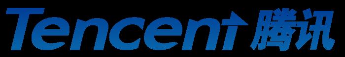 Tencent logo, logotype, emblem 2