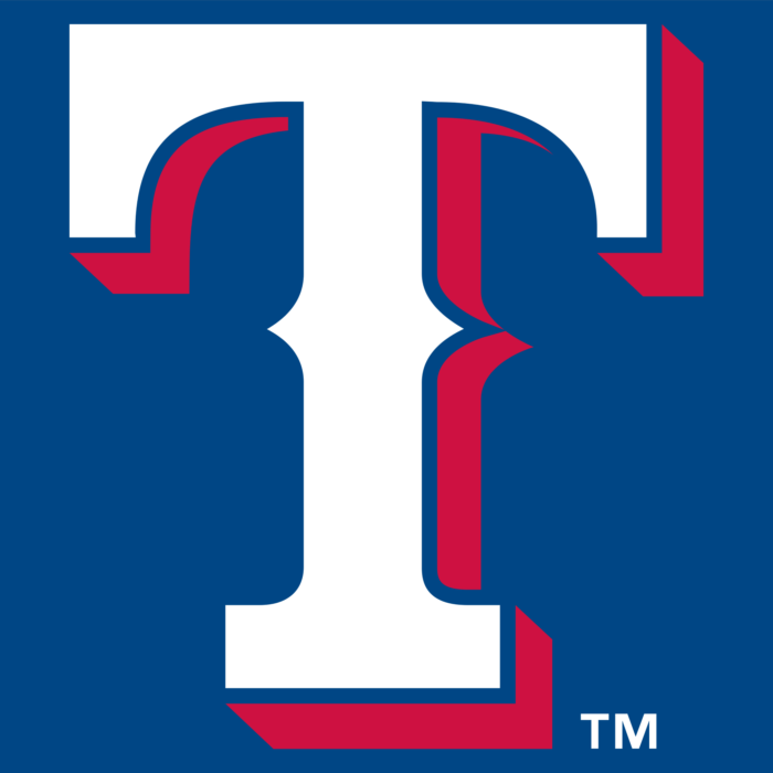 Texas Rangers Insignia, logo, logotype
