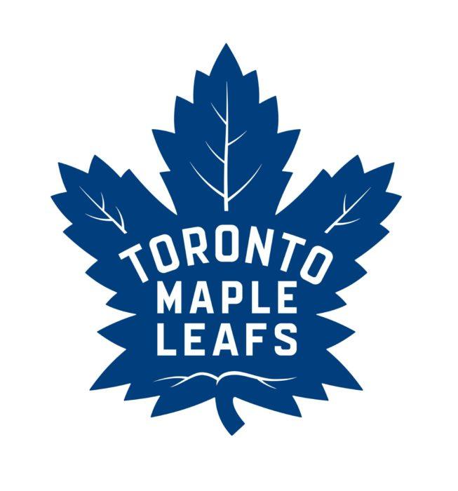 Toronto Maple Leafs logo, logotype, emblem, symbol