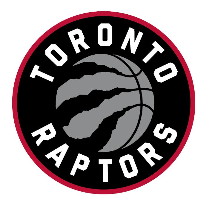 Toronto Raptors logo, logotype