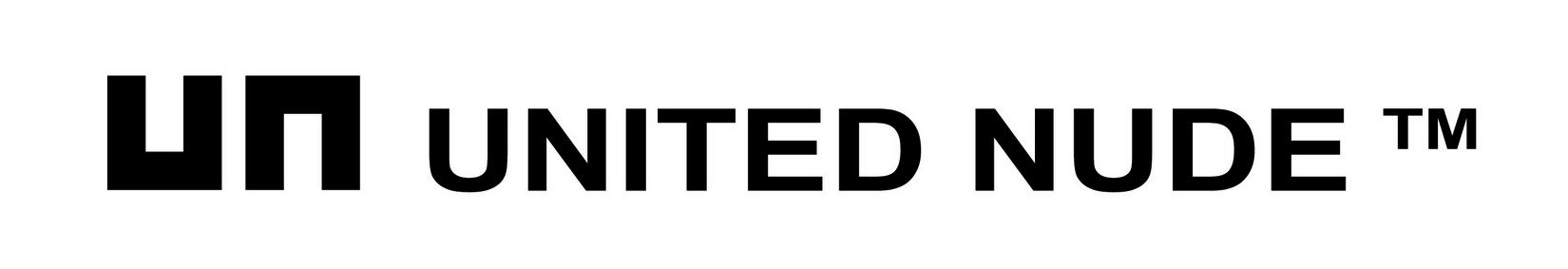 United Nude logo logotype (UN)