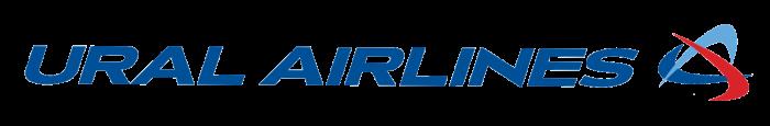 Ural Airlines Уральские Авиалинии logo, logotype, emblem