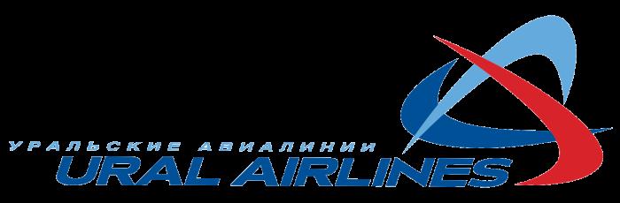 Ural Airlines logo, logotype, emblem (Уральские Авиалинии)