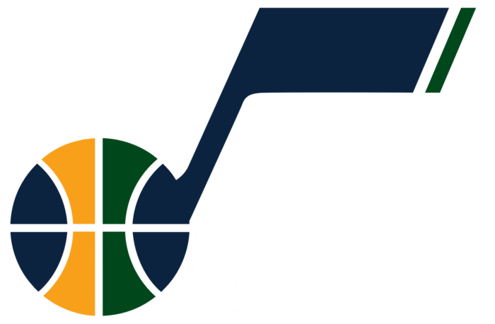 Utah Jazz logo (note only)