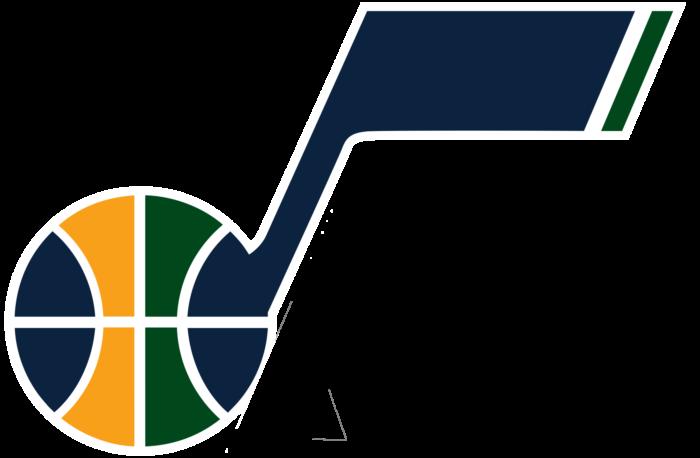 Utah Jazz logo (note only)