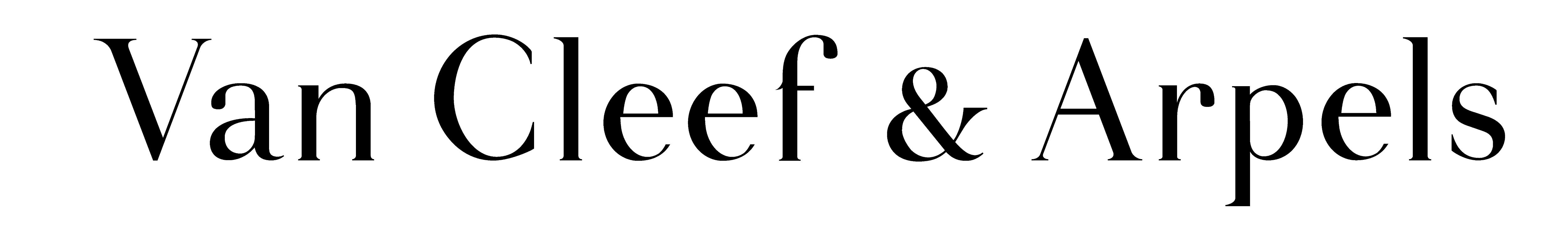 Van Cleef & Arpels logo, logotype, wordmark