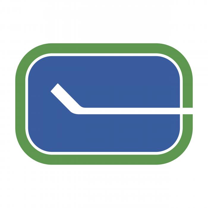 Vancouver Canucks logo blue