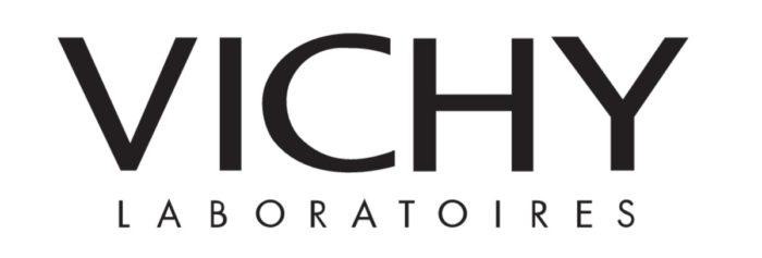 Vichy logo, logotype, wordmark