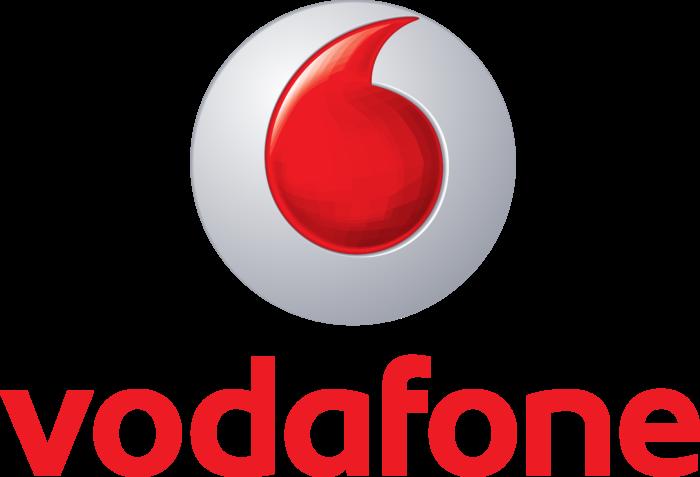Vodafone Logo 2006