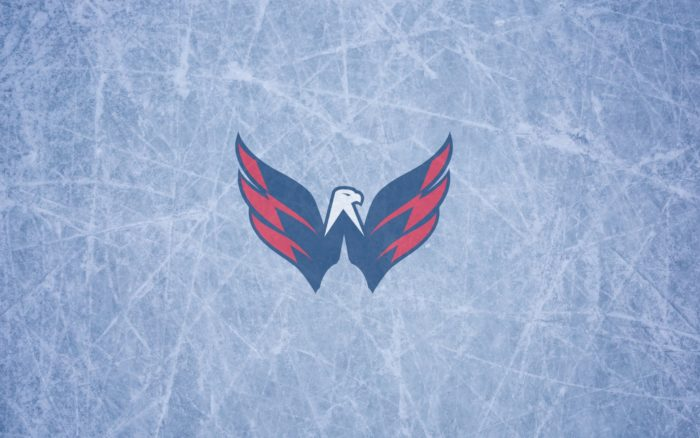 Washington Capitals wallpapers logo 1920x1200, 16x10