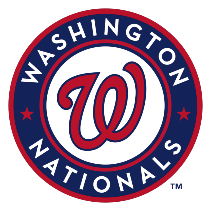 Washington Nationals logo, logotype