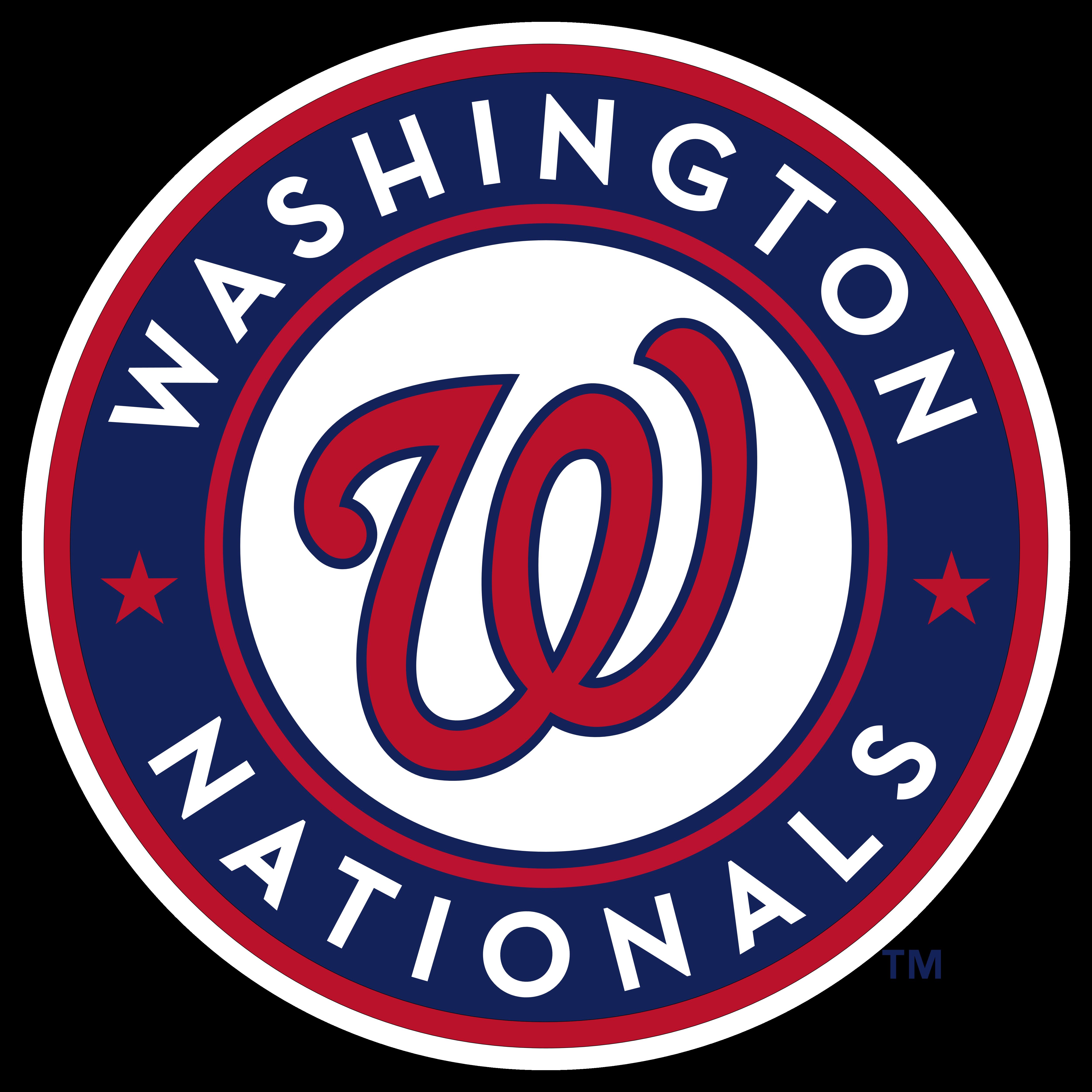 Washington Nationals - Logos Download