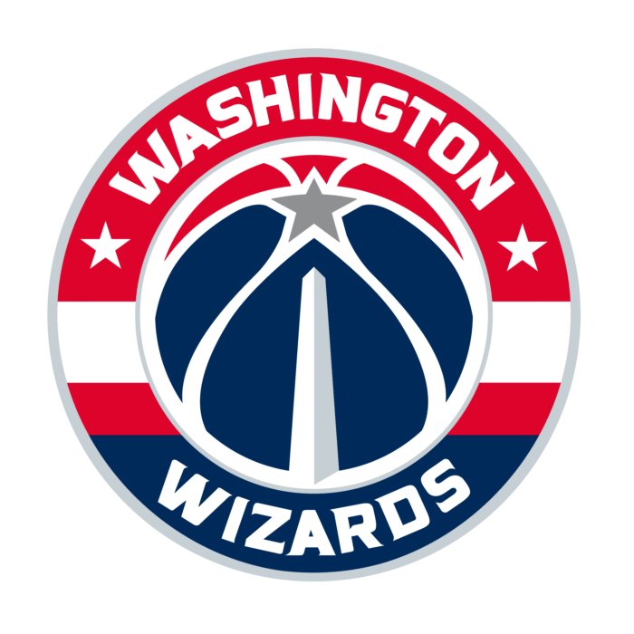 Washington Wizards logo, brighter version