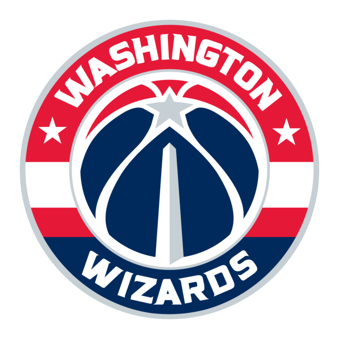 Washington Wizards logo, logotype, emblem, symbol