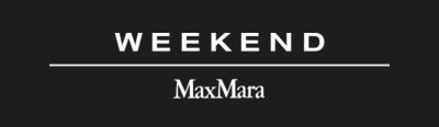 Weekend Max Mara logo, black
