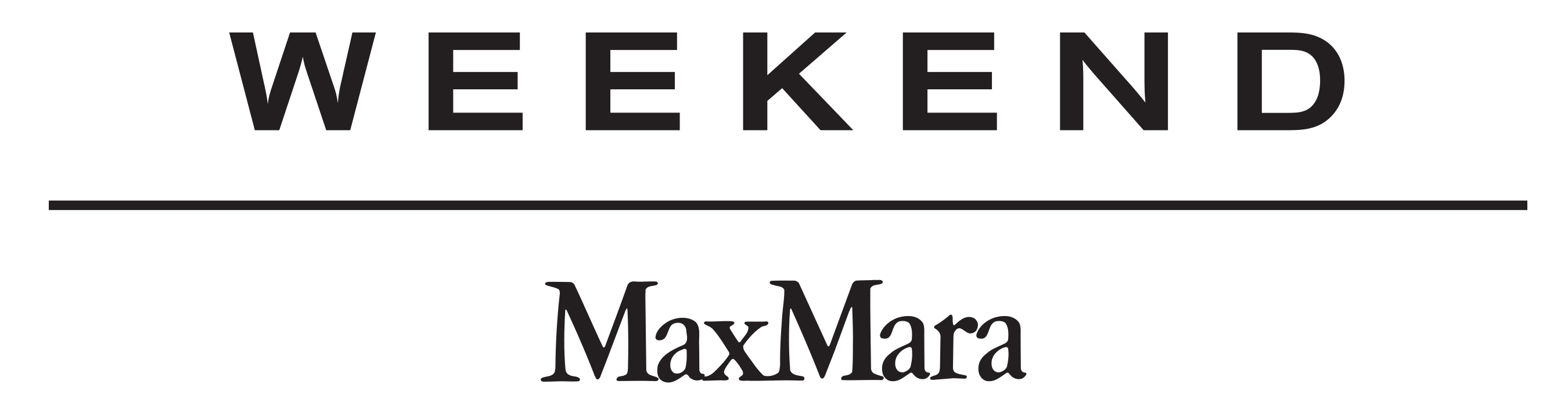 Weekend Max Mara – Logos Download
