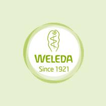 Weleda logo, emblem