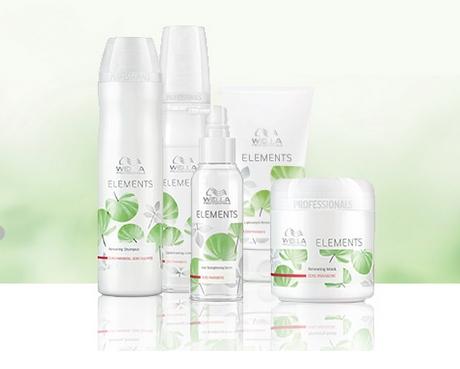 Wella cosmetics - Elements