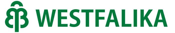 Westfalica logo, logotype, symbol, emblem (Вестфалика)