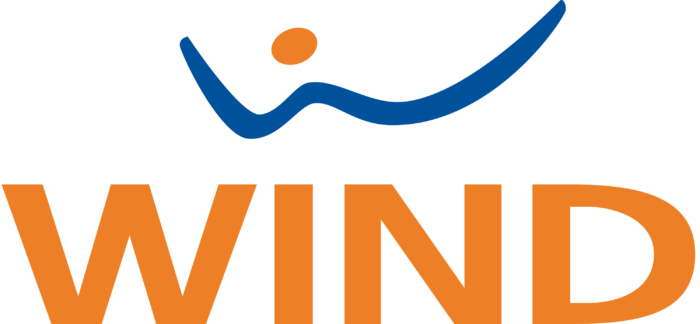 Wind Mobile logo, logotype