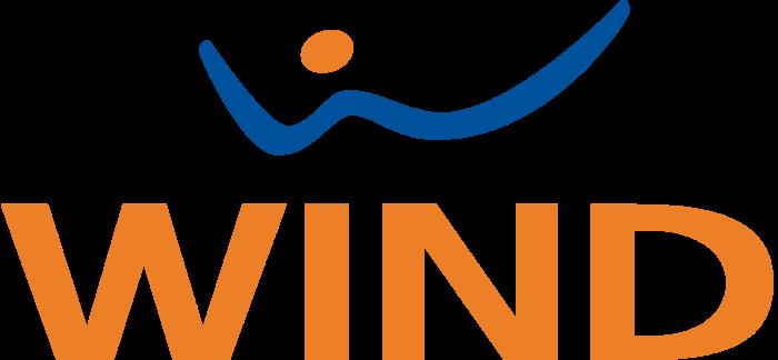 Wind Mobile logo, logotype