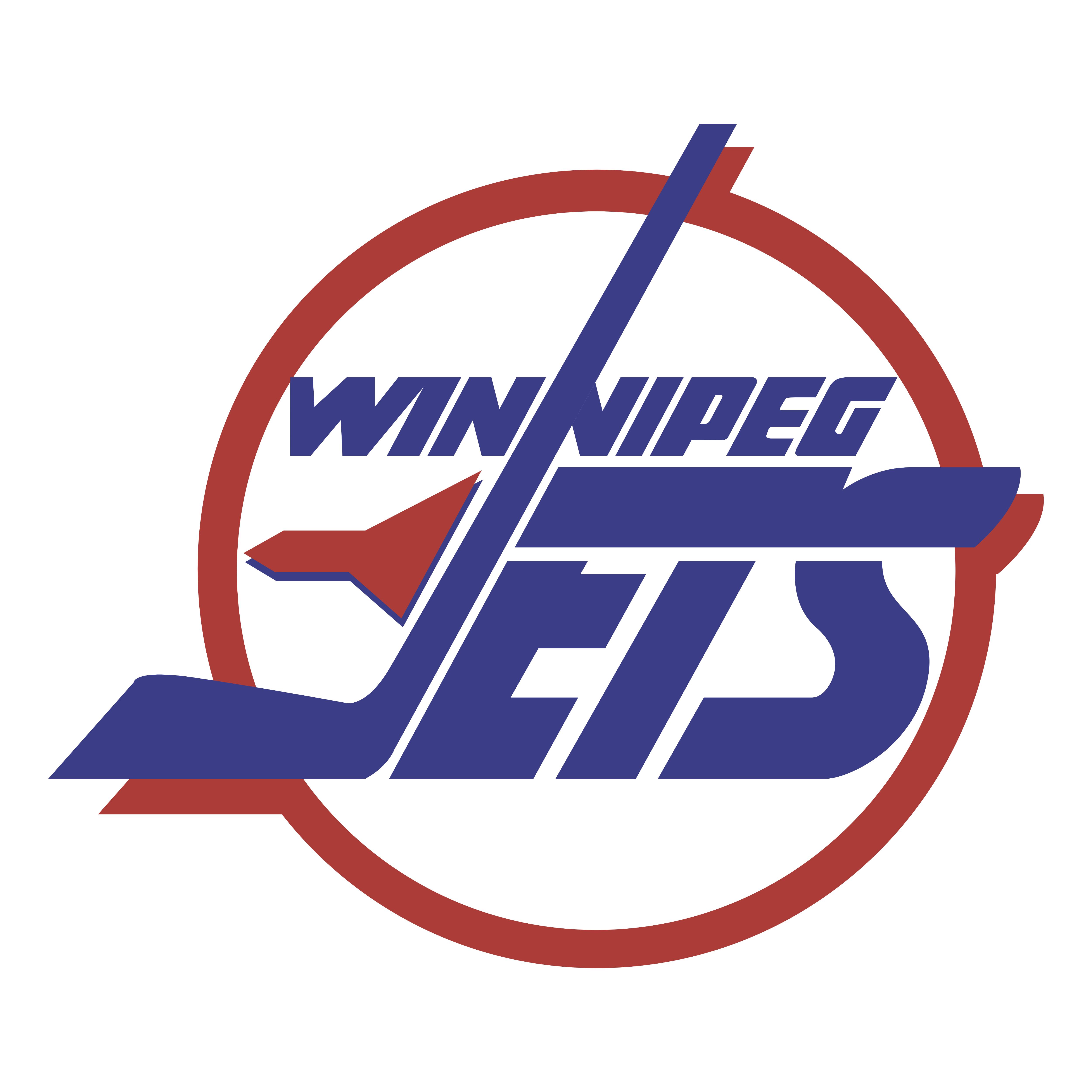 Winnipeg Jets Logos Download