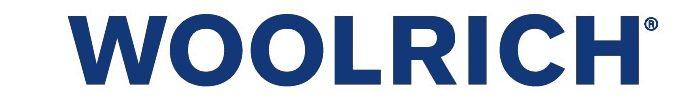 Woolrich logo, blue